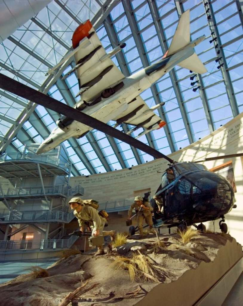National Marine Corps museum