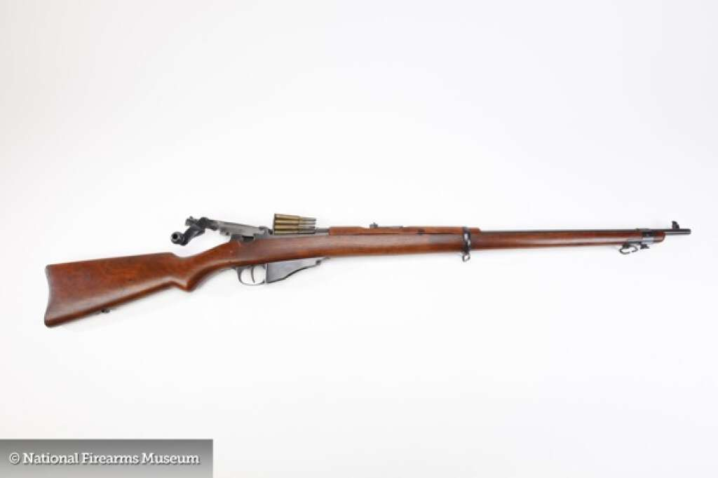 Lee Navy Rifle http://www.blacksheepwarrior.com/category/weapons/