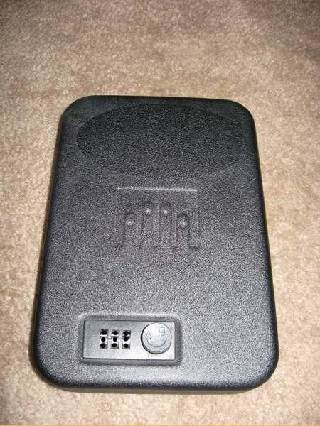 Nano Vault 300 handgun safe