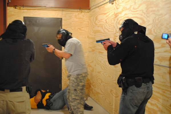 Active Shooter Tactical Training By Alerrt