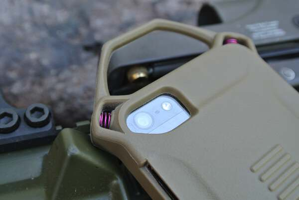 tactical iPhone case