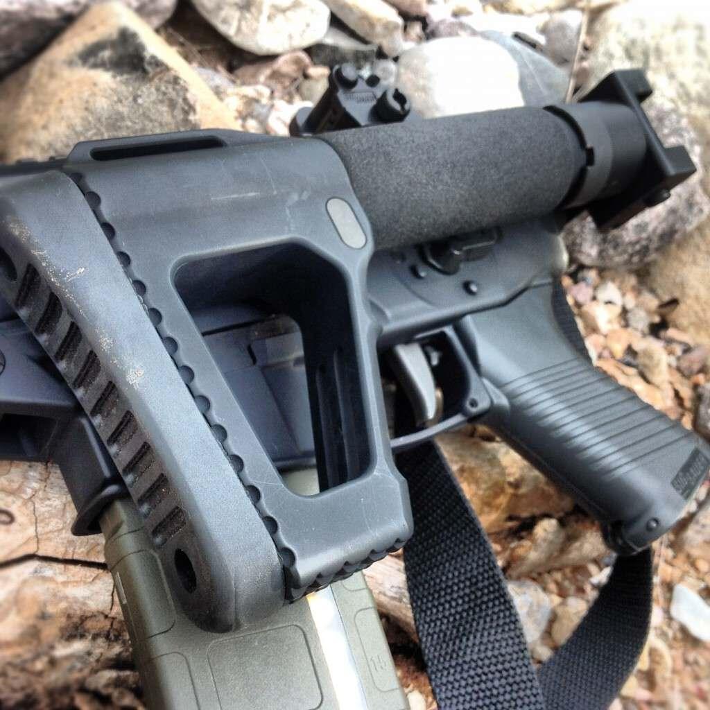 Sig 556 SBR Review