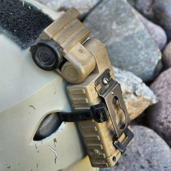 Streamlight Sidewinder IR Flashlight Review