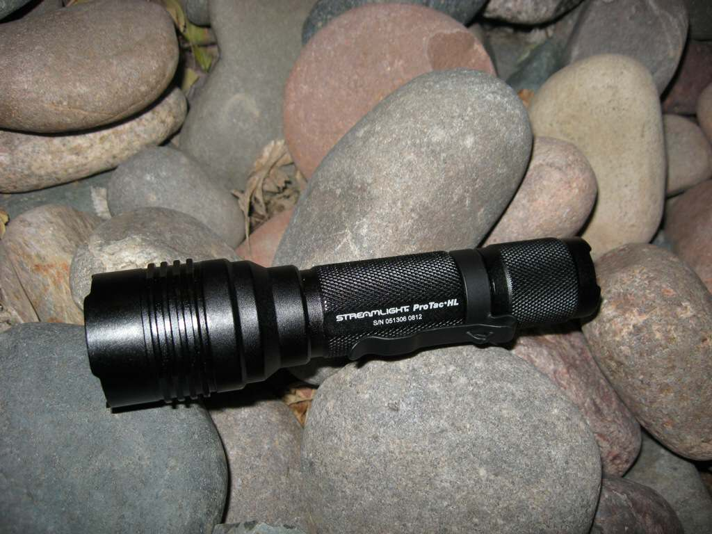 Streamlight ProTac HL Review
