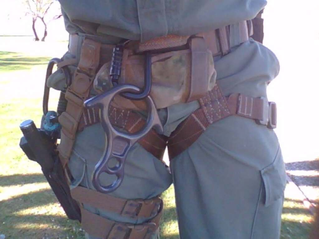 Yates Tactical Rappel Harness Review