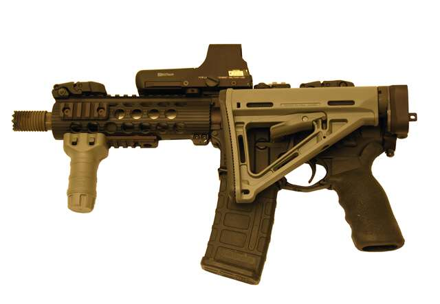 Law Tactical SBR