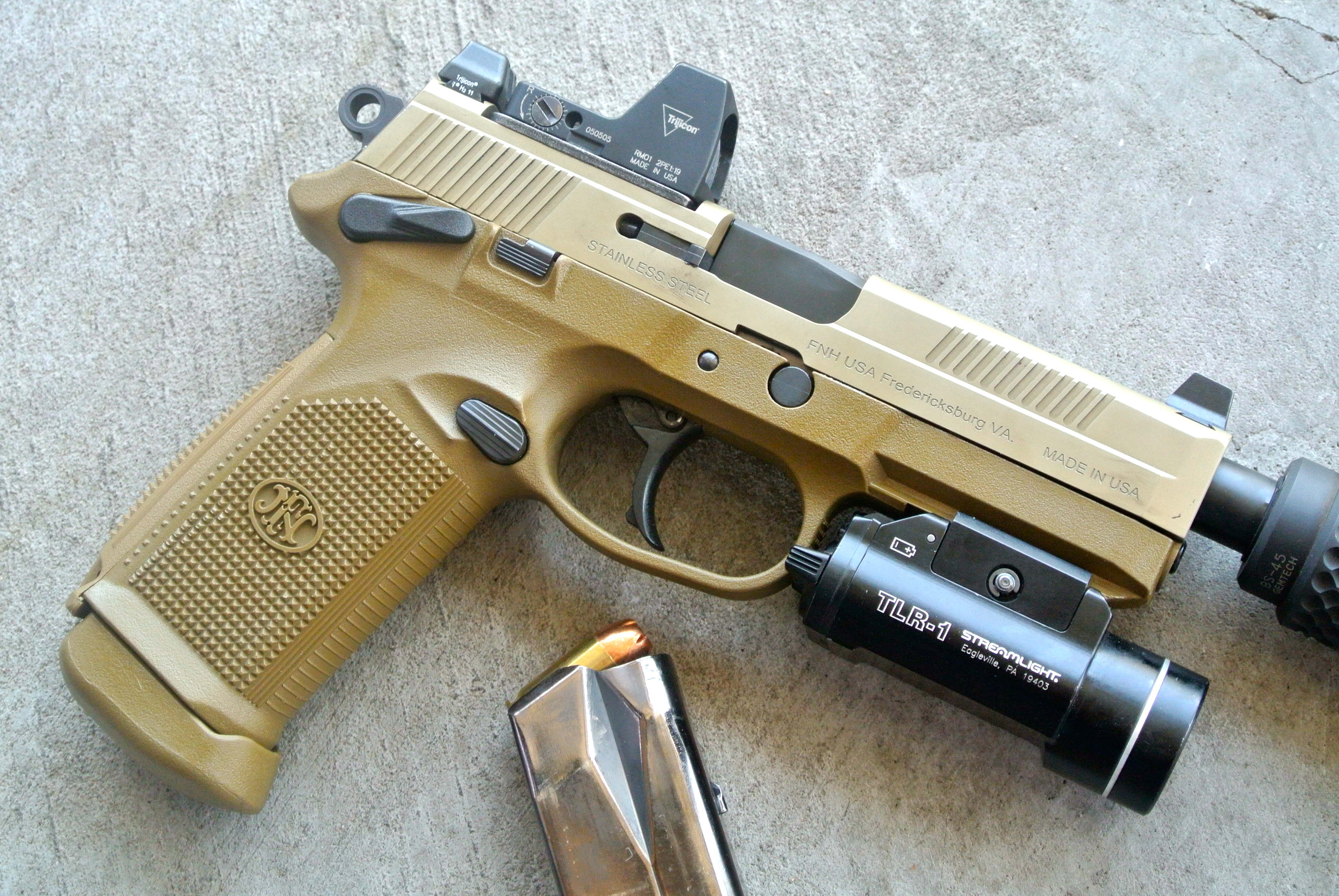 weapons silencer fnp - photo #25
