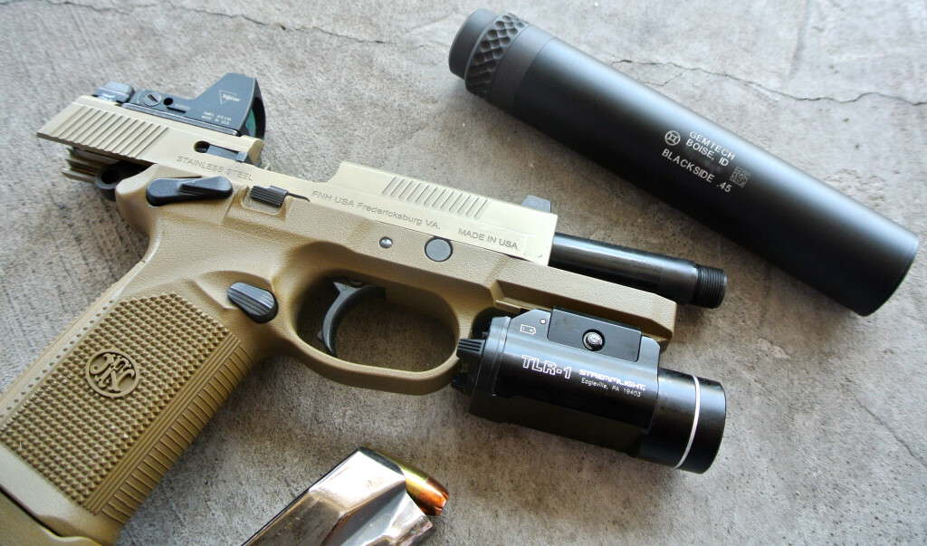 weapons silencer fnp - photo #8
