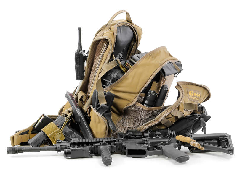 Geigerrig Tactical 1600 Hydration Pack  Review