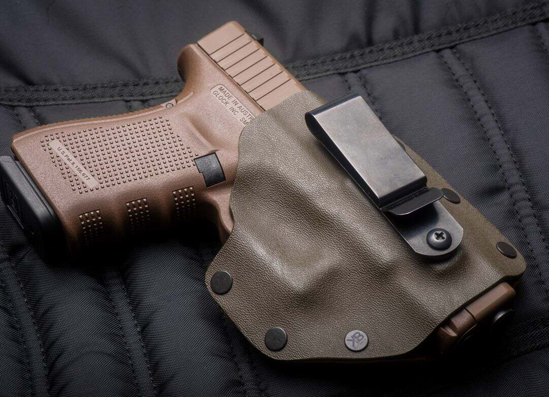 KILO BRAVO Alpha Kydex Holster Review
