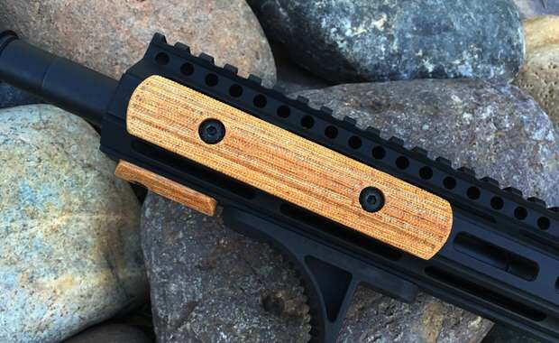 "Announcing the Black Sheep Warrior ""Megiddo"" M-LOk Rail Covers"