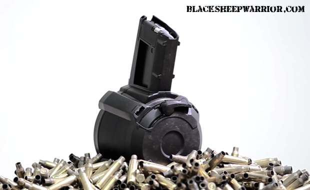 Magpul PMAG D60 Drum Video