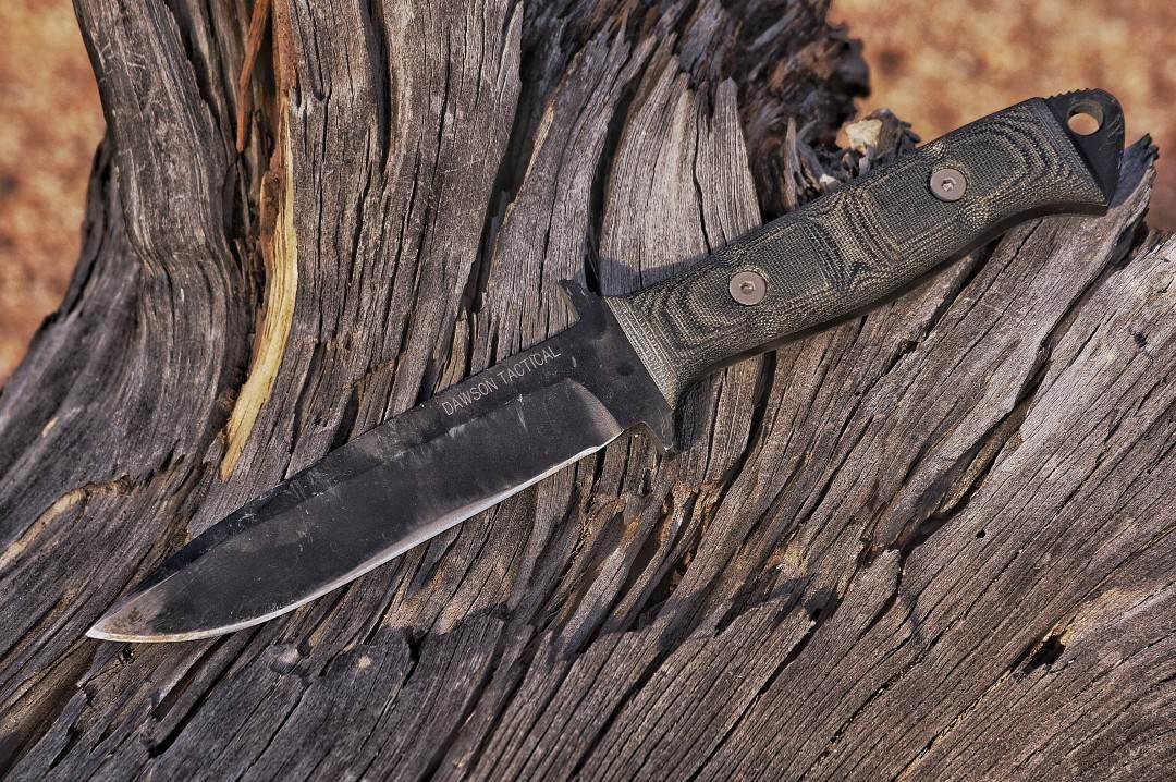 Dawson Ranger Knife Review