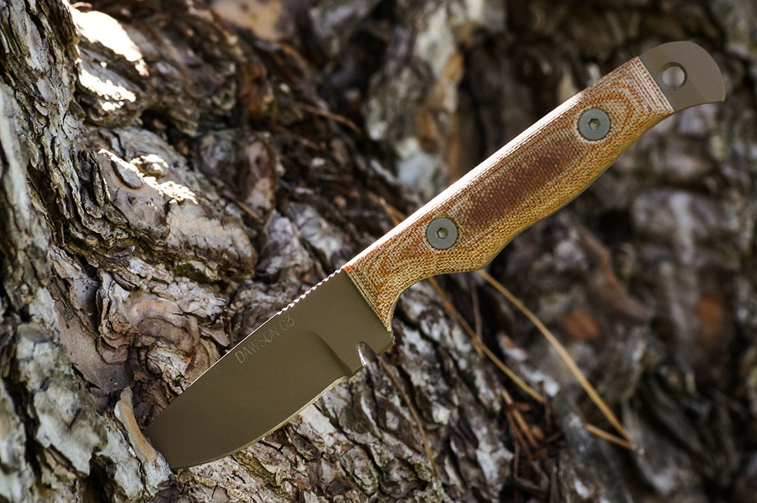 Dawson Pocket Knife Review