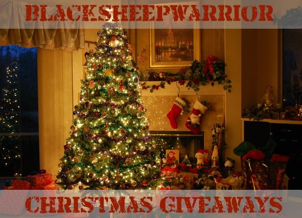 Blacksheepwarrior.com Christmas Giveaways