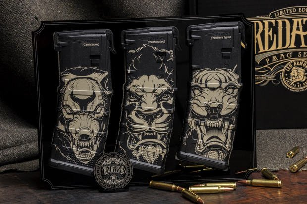 LEO Armory Predator PMAG Series Limited Edition Box Set