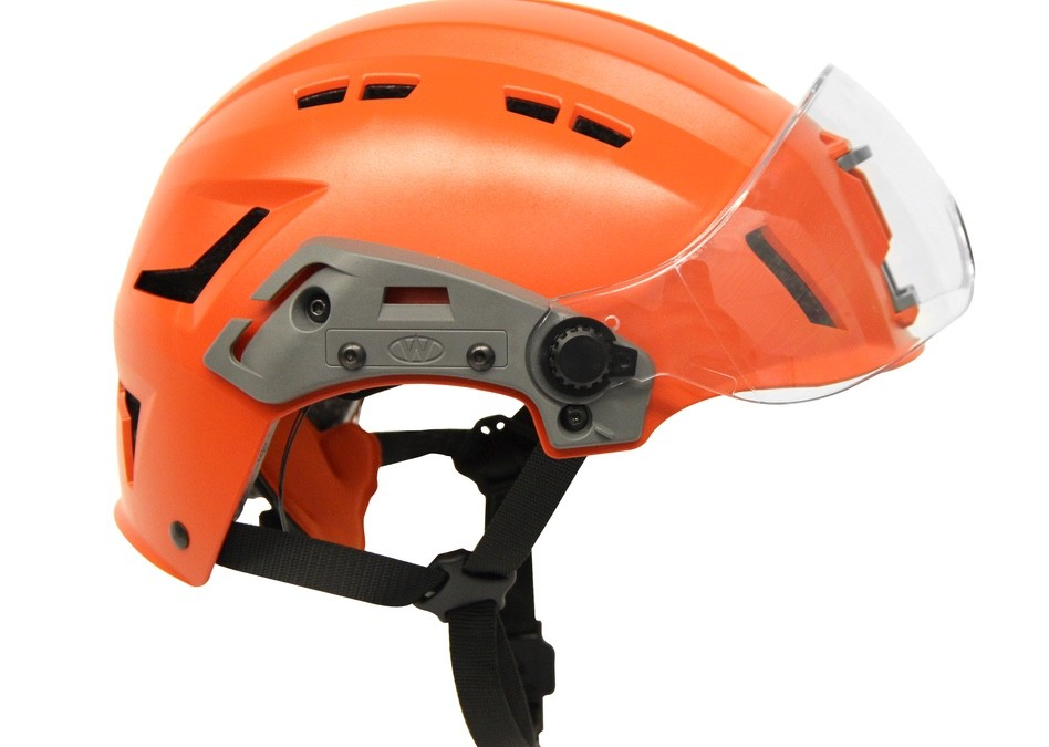 TEAM WENDY'S EXFIL SAR Visor is now available