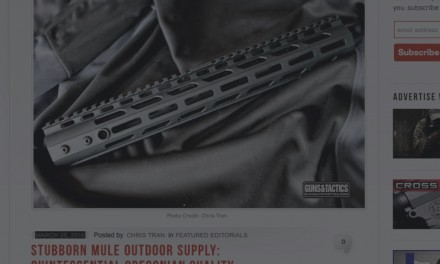 Megiddo M-LOK Covers Spotted in Guns and Tactics Article!