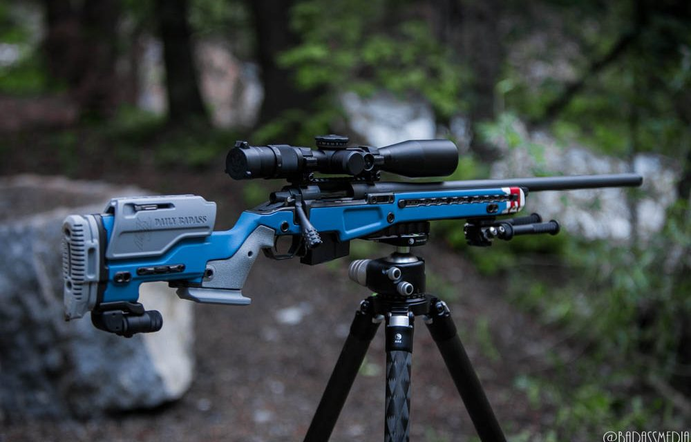 Bad Ass Media Surgeon Rifles 6.5 Creedmoor Short Action Rifle