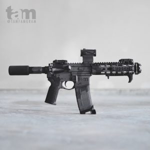 Tamfamgram AR Pistol