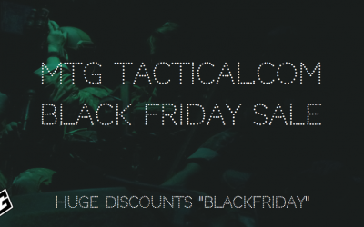 MTG Black Friday Door Buster Sale!