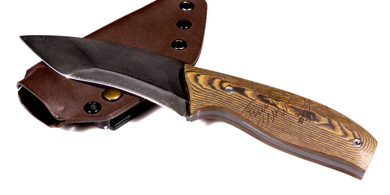 SP Knifeworks EDC-3 Fighter Custom Review