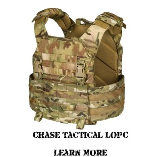 Chase LOPC Plate Carrier