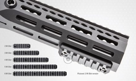 Maxim Defense M-RAX Picatinny M-Slot Rail Sections Announced!