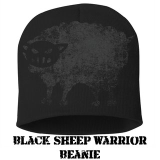 Black Sheep Warrior Beanie